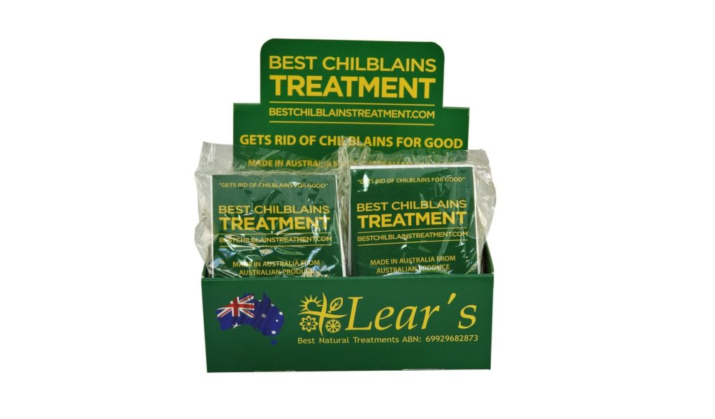 Best Chilblains Treatment Box of Twelve includes insurance