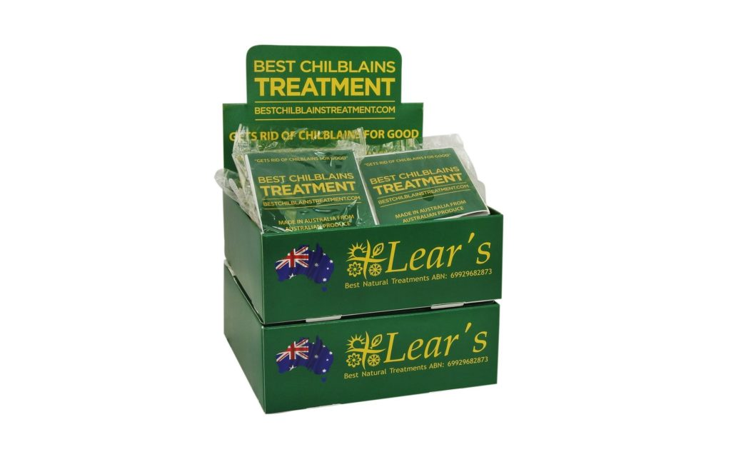 Best Chilblains Treatment (Box of Twenty Four Wholesale Deal) includes insurance