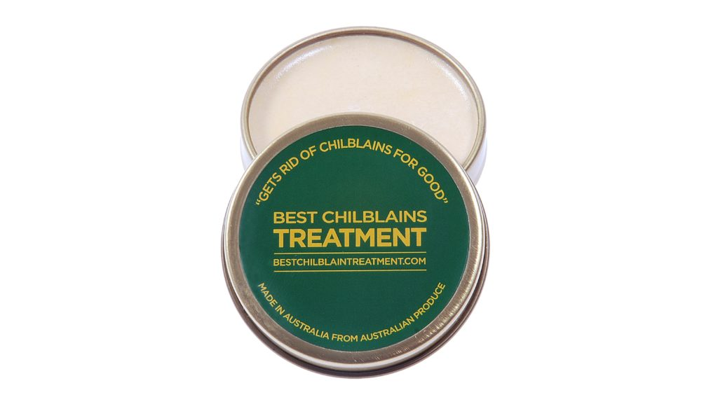 Chilblains Cream Best Chilblains Treatment one tin offer