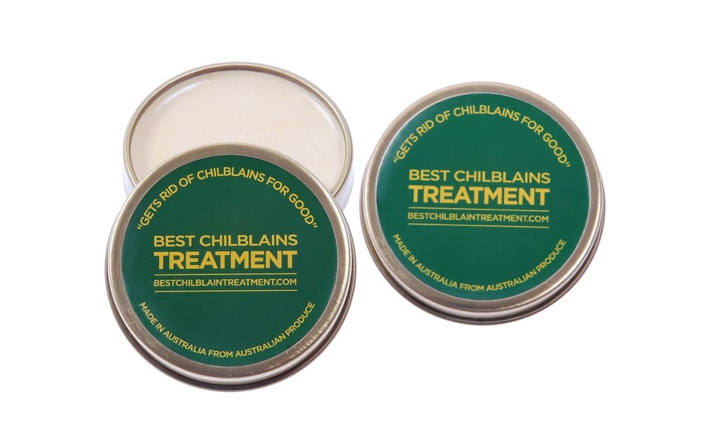 Chilblains Cure Ointment Best Chilblains Treatment two tin offer